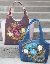 Clydebank Tote PDF Pattern by Sew Sweetness