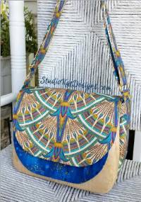 The Flaptastic Bag Pattern by StudioKat Designs