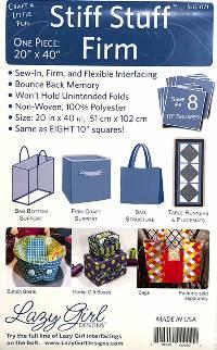 SLG1071 Stiff Stuff Pack by Lazy Girl Designs