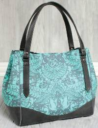 Charlotte City Tote Pattern by Swoon Sewing Patterns