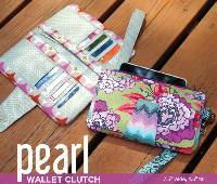 Pearl Wallet Pattern by Swoon Sewing Patterns