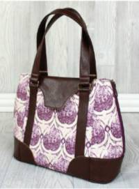 Harriet Expandable Tote Pattern by Swoon Sewing Patterns
