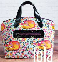 Lola Domed Handbag Pattern by Swoon Sewing Patterns