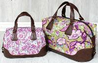 Brooklyn Handbag & Traveler Pattern by Swoon Sewing Patterns