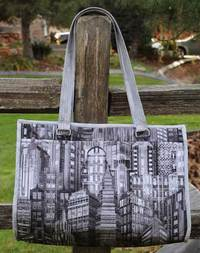Show Off Bag Pattern by WhistlePig Creek Productions
