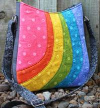 Totes of Yesterday Tote Bag Pattern by Andrie Designs