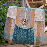 Suffield Bag Pattern by Charlie's Aunt in PDF