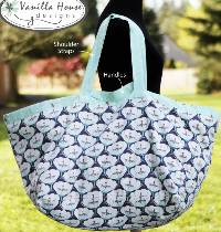 The Really, Really Big Bag! Pattern by Vanilla House Designs