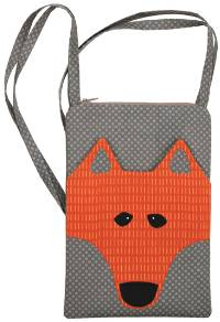 Foxy Pocket Purse Pattern by Vanilla House Designs