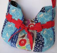 Mod Bag Pattern by You Sew Girl!