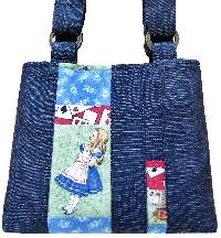 Petite Bag Pattern by You Sew Girl!