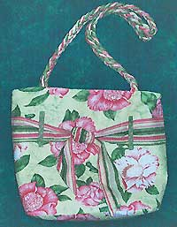 Anytime Tote Pattern by Touch My Heart Designs