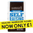 Marriages flours