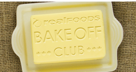 Real Foods Bake Off Club