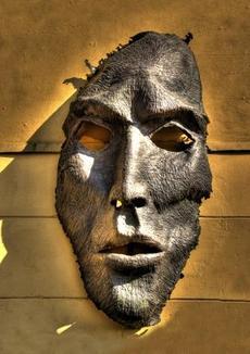 Galschiot sculpture mask