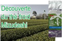 Dégustation du thé mizudashi