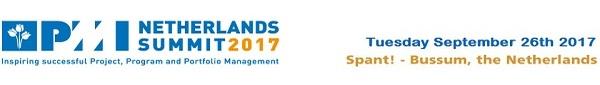 2017-09-26 PMI Netherlands Summit 2017