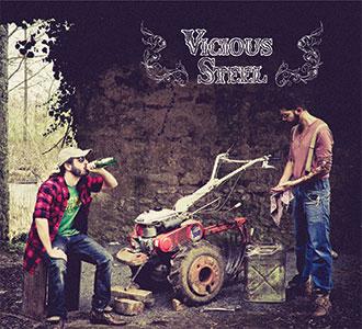 Album Vicious Steel