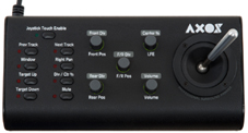 AXOS, a surround panner for Pro Tools and Apple Logic Pro X and SloMo Mini