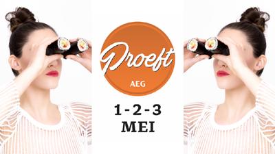 Antwerpen Proeft 1-2-3 MEI
