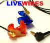 Livewires in-ear monitors