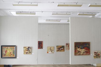 Exposition Volodymyr Makarenko
