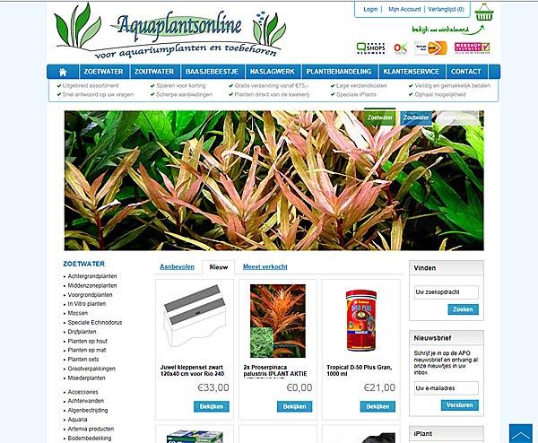 Aquaplantsonline Nieuwsbrief Mei Juni 2013