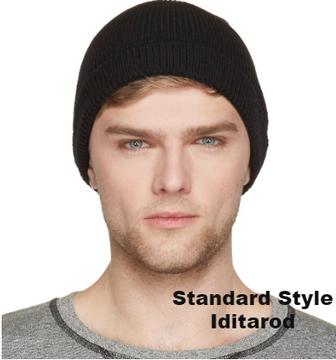 iditarod alpaca heavy knit lined hat