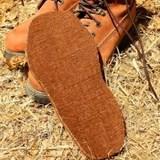 Alpaca shoe inserts insoles