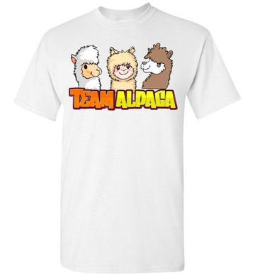 team alpaca clothing