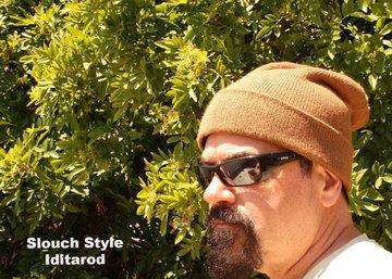 slouch alpaca knit hat