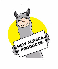 new alpaca products