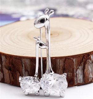 Alpaca Jewelry Pin Brooch