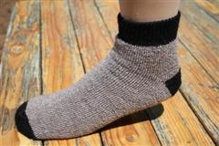 slipper booties alpaca socks made in usa