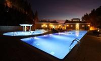 Castro Marim Pool area
