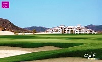 El Valle golf impression