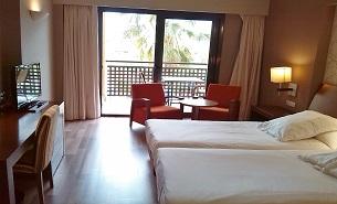 Hotel Valle del Este - Refurbished bedroom