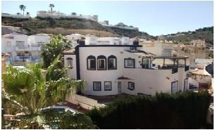2 persoons appartement La Marquesa