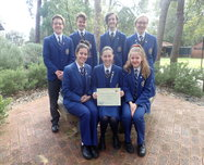 Bunbury Cathedral Grammar Students receive travel grant