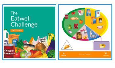 Eat well challenge