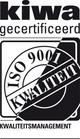 ISO cerfificaat KIWA