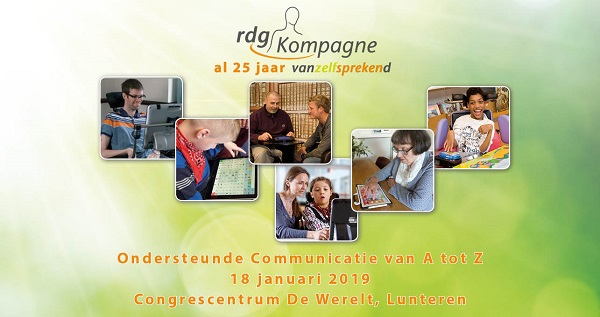 Symposium Ondersteunde Communicatie van A tot Z