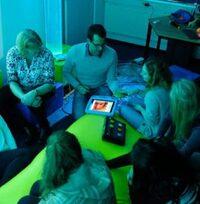 Workshop Interactief/Therapeutisch Snoezelen