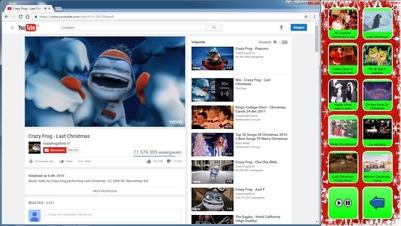 YouTube Kerst voor Communicator