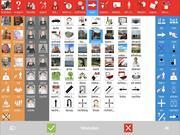 TouchToTell kleine afbeeldingen