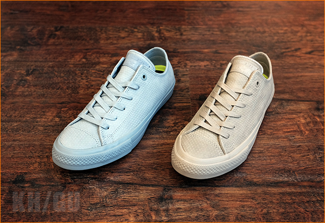 4a84fd878d CONVERSE CHUCK TAYLOR II LOW  LUX LEATHER