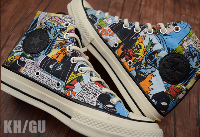 CONVERSE CHUCK TAYLOR ALL STAR  70 x DC COMICS BATMAN 8d825db72