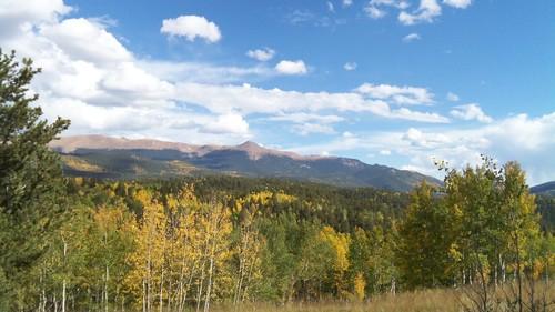 Colorado Fall Foliage near Holden House B&B