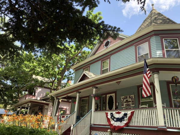 Remembering Independence Day at Holden House
