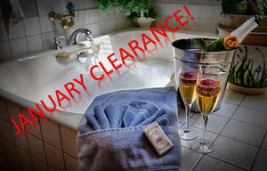 It's January Clearance Sale Time at Holden House!